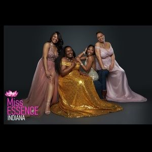 Miss Indiana Essence Pageant Dress